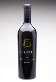 Aurielle Vineyards Cabernet