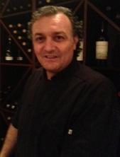 Chef Giuseppe Carriero